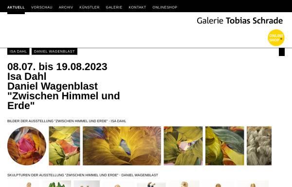 Vorschau von www.galerie-tobias-schrade.de, Galerie auf der Insel