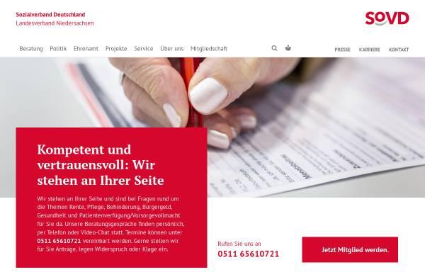 Vorschau von www.sovd-galerie.de, Sozialverband Deutschland: SoVD - Galerie in Bad Sachsa