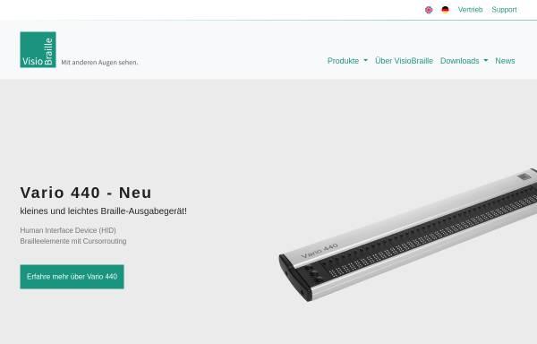 Vorschau von www.baum.de, BAUM Retec AG