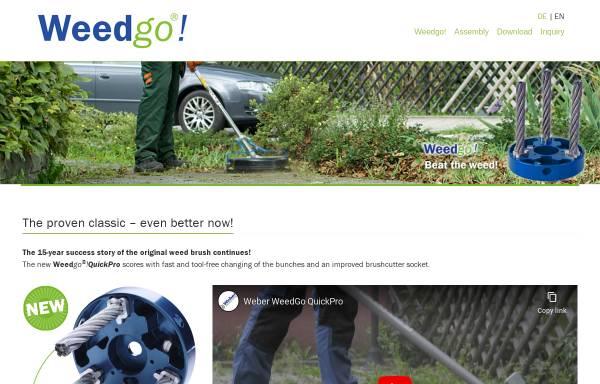 Vorschau von www.weed-go.com, Weed-Go