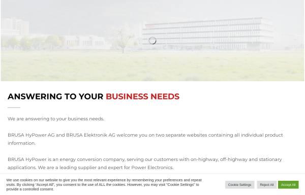 Vorschau von www.brusa.eu, Brusa Elektronik AG