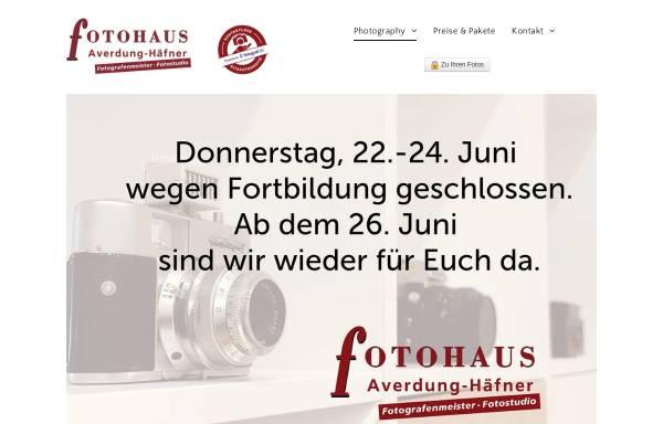 Vorschau von www.averdung-foto.de, Fotohaus Brigitte Averdung-Häfner