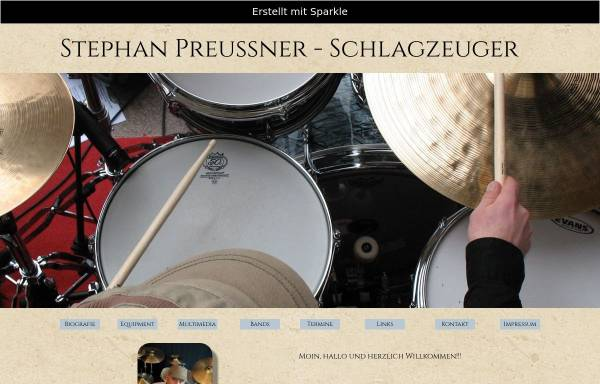 Vorschau von www.stephanpreussner.de, Preussner, Stephan