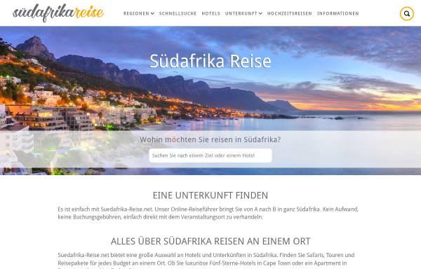 Vorschau von www.suedafrika-reise.net, SA-Venues.com