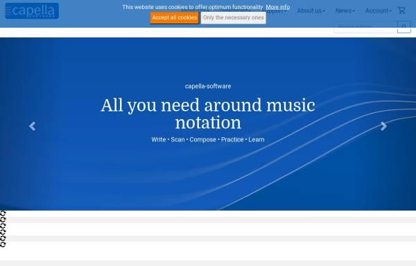 Vorschau von www.whc.de, Capella-Software GmbH