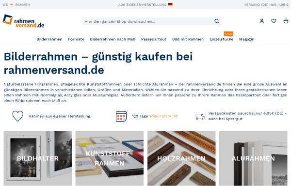 Radeberger Bilderrahmen Gmbh Bildende Kunst Dekorationsartikel