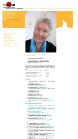 Vorschau der mobilen Webseite barbier.shiatsu-ooe.at, Barbier Helga