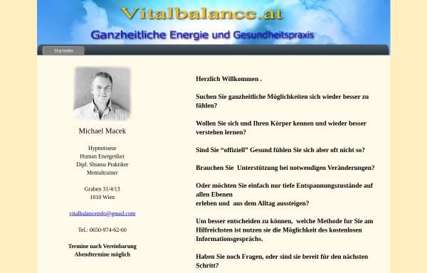 Vorschau von members.chello.at, Macek Michael