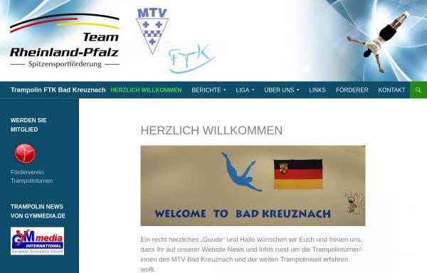 Vorschau von www.trampolin-bad-kreuznach.de, MTV Trampolinturnen Bad Kreuznach