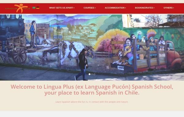 Vorschau von www.languagepucon.com, Language Pucon