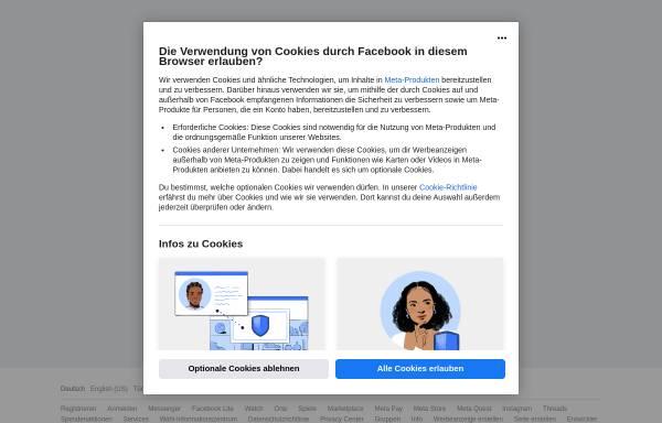 Vorschau von de-de.facebook.com, Back Beat Business