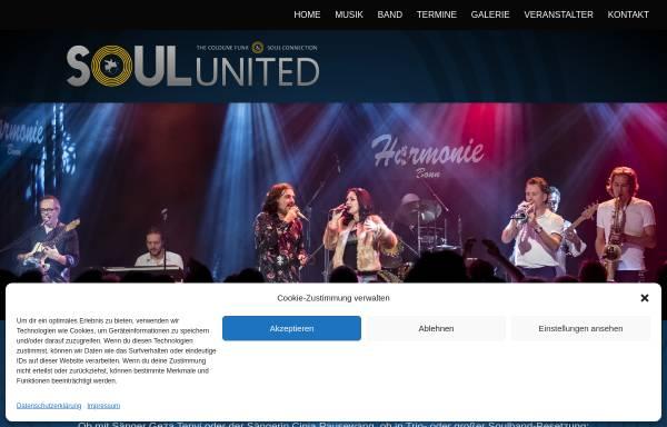 Vorschau von soul-united.de, Soul United