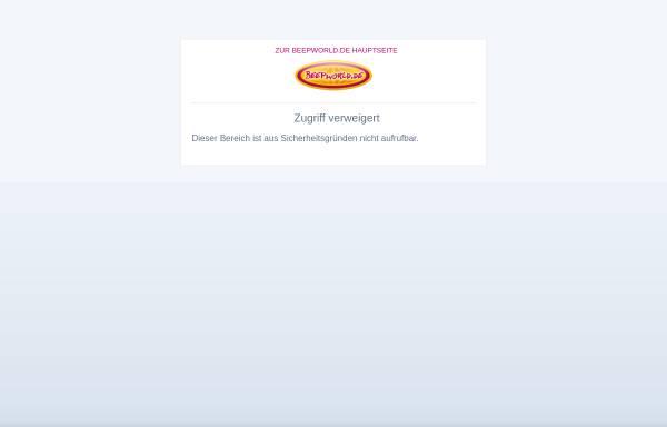 Vorschau von soulbearound.beepworld.de, SoulBeAround