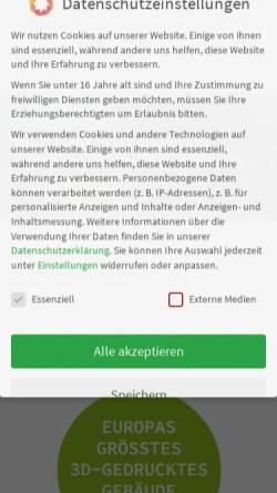 Vorschau der mobilen Webseite www.kraus-heidelberg.de, Kraus Immobilien GmbH