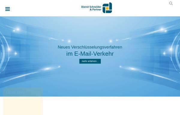 Vorschau von www.dsp-koblenz.de, Rechtsanwälte Dr. Dienst & Partner