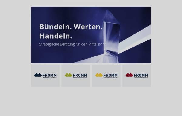 Vorschau von www.fromm-koblenz.de, Rechtsanwälte Fromm und Partner