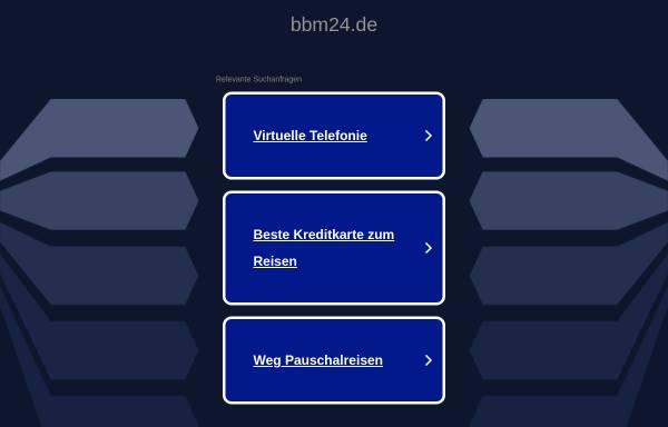 Vorschau von www.bbm24.de, BBM - Berufsbildungsmessen