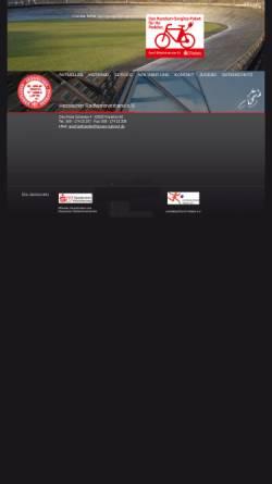 Vorschau der mobilen Webseite hessen-radsport.de, Hessischer Radfahrerverband e.V.