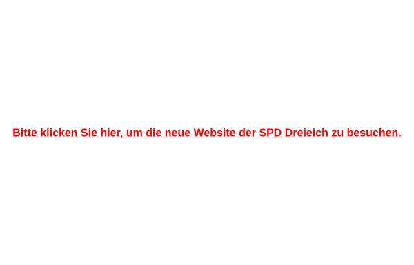 Vorschau von www.spd-dreieich.de, SPD Dreieich