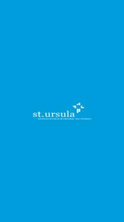Vorschau der mobilen Webseite www.kath-oberursel.de, Katholisches Oberursel