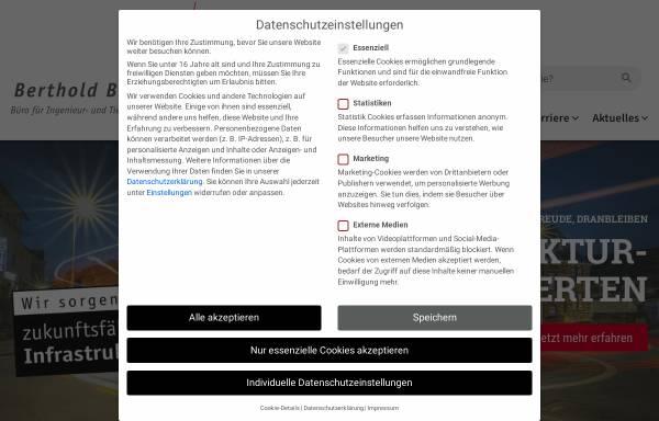 Vorschau von www.baustellenbilder24.de, Berthold Becker GmbH