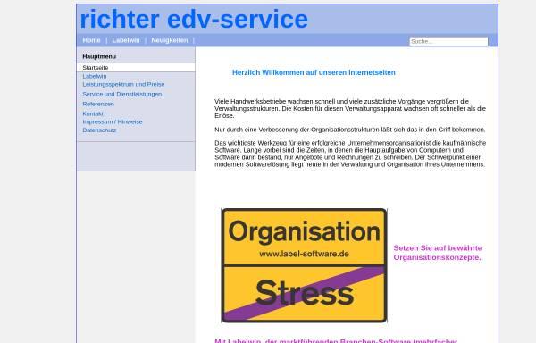 Vorschau von www.richter-edvservice.de, Armin Richter EDV-Service