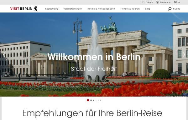 Vorschau von www.visitberlin.de, Die Berliner Mauer