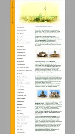Vorschau der mobilen Webseite www.sehenswuerdigkeiten-berlin.de, Sehenswürdigkeiten-Berlin.de