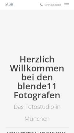 Vorschau der mobilen Webseite hochzeit11.de, Hochzeit11