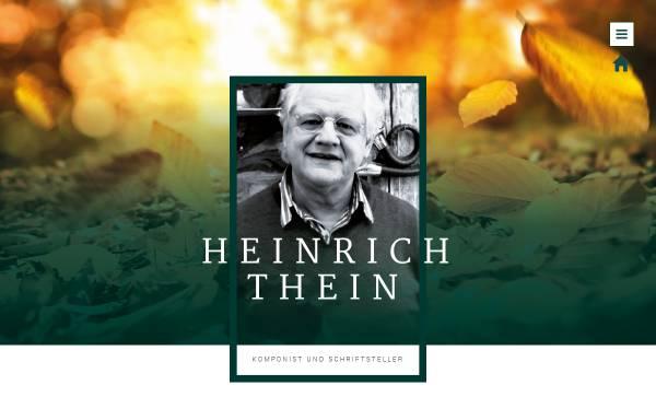 Vorschau von www.thein-heinrich.de, Thein, Heinrich