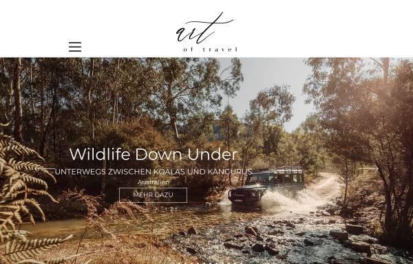 Vorschau von www.artoftravel.de, art of travel GmbH
