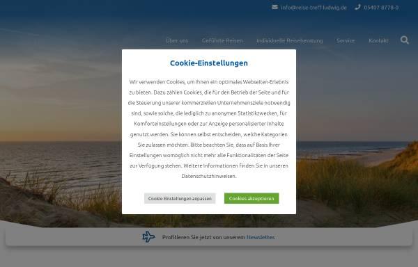 Vorschau von www.reise-treff-ludwig.de, Reise-Treff-Ludwig