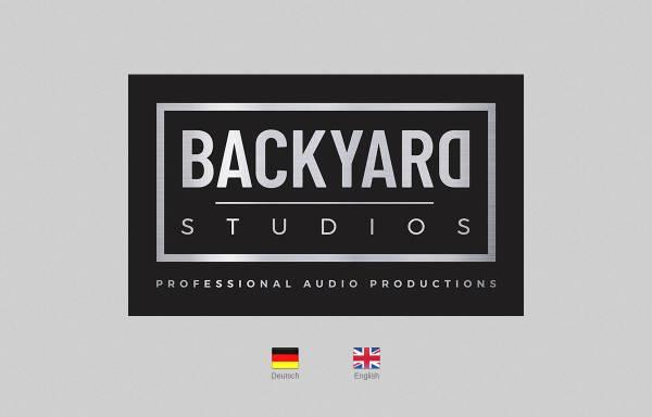 Vorschau von www.backyard-studios.de, Backyard Studios