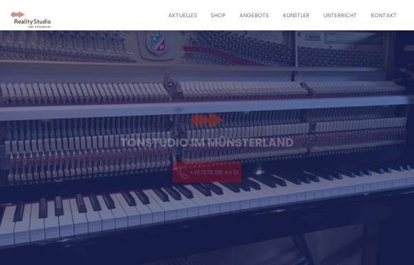 Vorschau von insstudio.de, Reality Studio