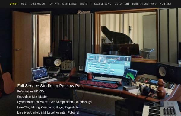 Vorschau von www.studio1058.de, Studio 1058