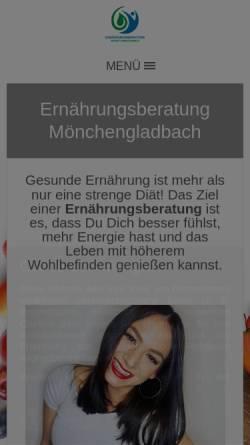 Vorschau der mobilen Webseite www.meissner-widder-kaninchen.de, Meißner Widder