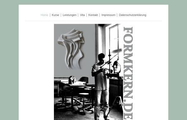 Vorschau von www.bildhauerwerkstatt-altona.de, Bildhauerwerkstatt Altona / Formkern.de - Timm Metzler