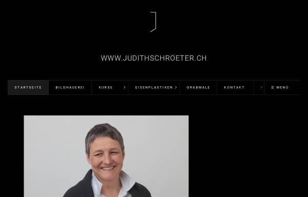 Vorschau von www.judithschroeter.ch, Schroeter, Judith