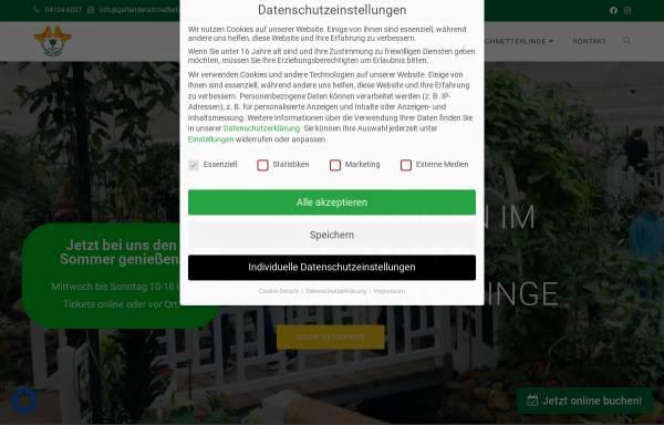 Vorschau von www.gartenderschmetterlinge.de, Garten der Schmetterlinge
