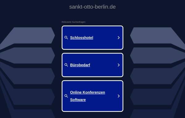 Vorschau von www.sankt-otto-berlin.de, Katholische Kirchengemeinde St. Otto