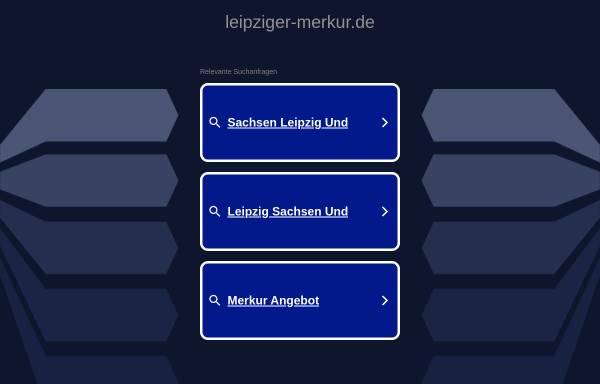 Vorschau von www.leipziger-merkur.de, Leipziger Merkur