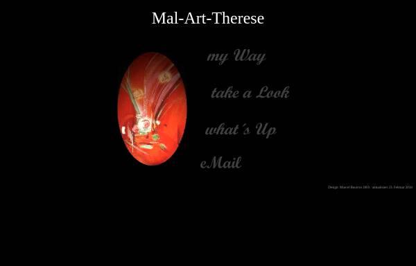 Vorschau von www.malart-therese.ch, Nadler, Therese