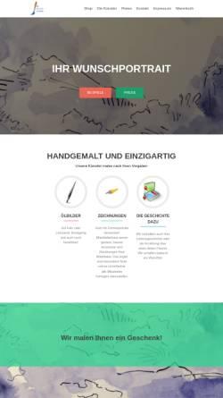 Vorschau der mobilen Webseite www.nowosielska.de, Nowosielska, Sonia