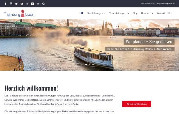 Vorschau von www.hamburg-lotse.de, Hamburg Lotse