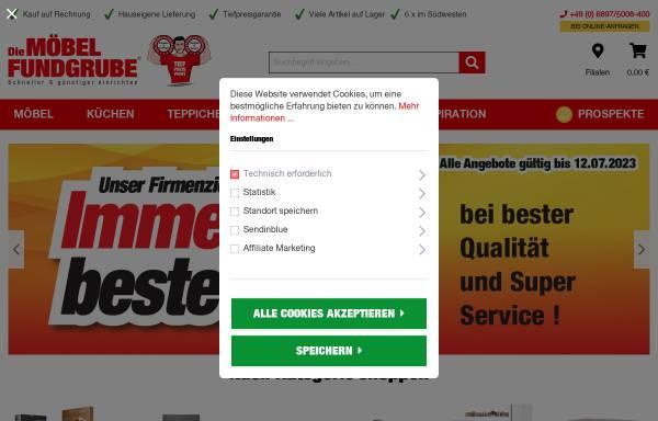 Möbelfundgrube saarbrücken  Möbel Fundgrube Martin Eckert GmbH: Wirtschaft, Saarland moebel ...