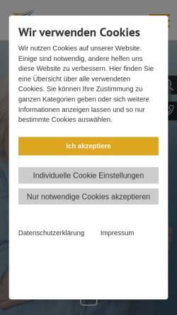 Vorschau der mobilen Webseite www.bbq-online.de, Bildungswerk der Baden-Württembergischen Wirtschaft e.V. (BBQ)
