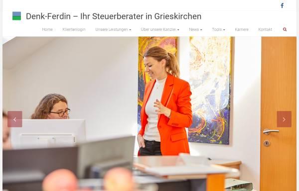 Vorschau von www.denk-ferdin.at, Kanzlei Dr. Denk und Mag. Ferdin