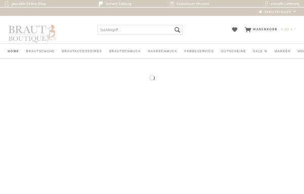 Vorschau von www.braut-boutique.com, Braut Boutique, Diana Künne