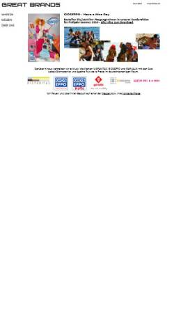 Vorschau der mobilen Webseite www.ponygirl.de, Ponygirl, Ellen Cornelius