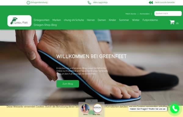 Vorschau von www.einlagen-shop.com, Einlagen-Shop, Marco Vathke